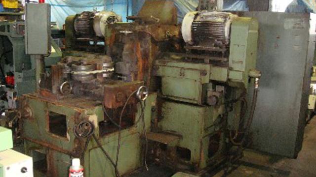 工作機械(研削盤)修理